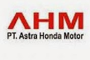Lowongan Kerja PT Astra Honda Motor Oktober 2014