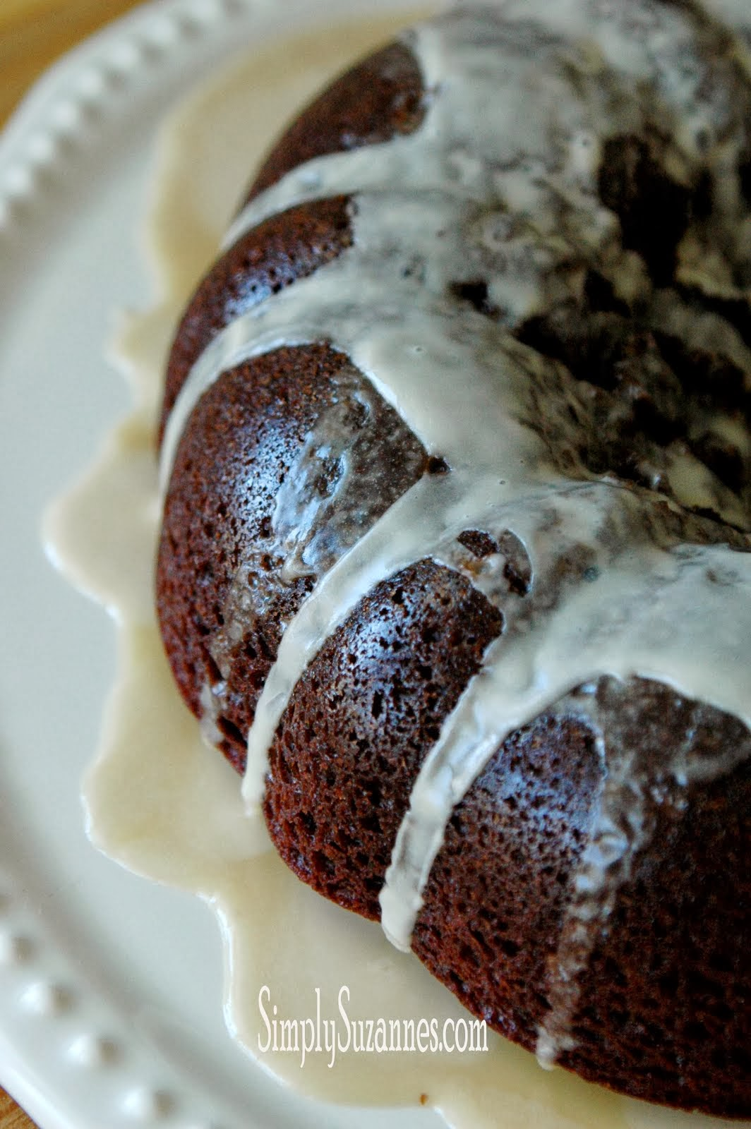 chocolate hazelnut bundt
