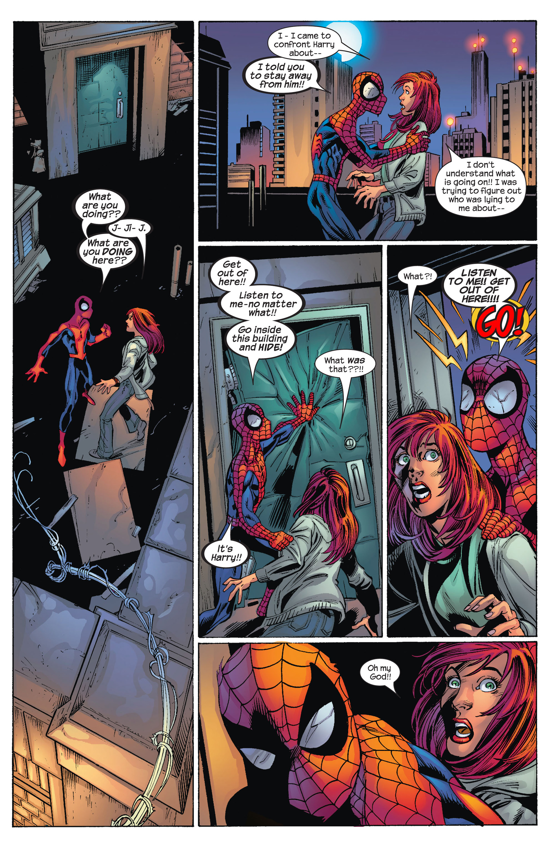Ultimate Spider-Man (2000) Issue #76 #80 - English 17