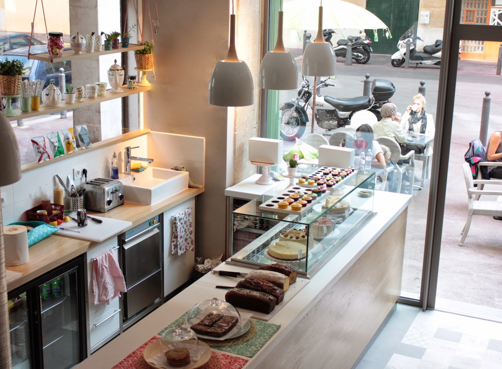 Hypiness minoofi bakery deuxi me salon de th gourmand marseille - Magasin de deco marseille ...