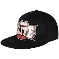 MMA Elite Men's Steak Cap - Black - One Size