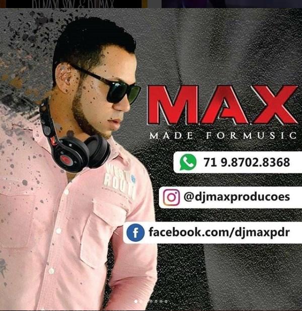 DJ MAX PRODUÇÕES