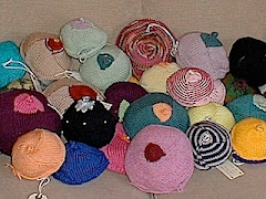 Knitted Knockers Needed