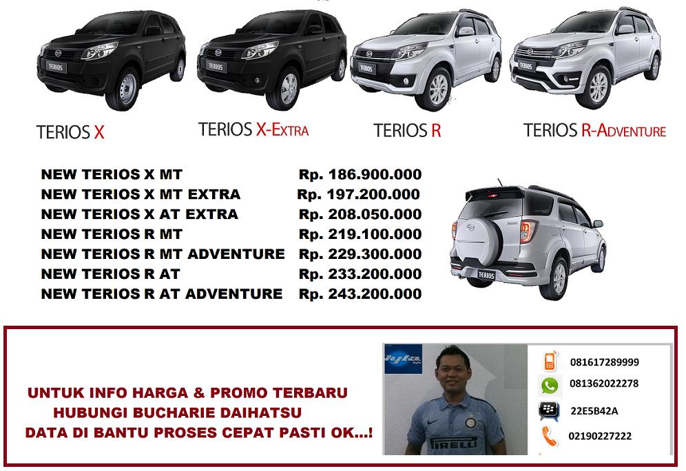 Harga Mobil Daihatsu 2015 Kudus