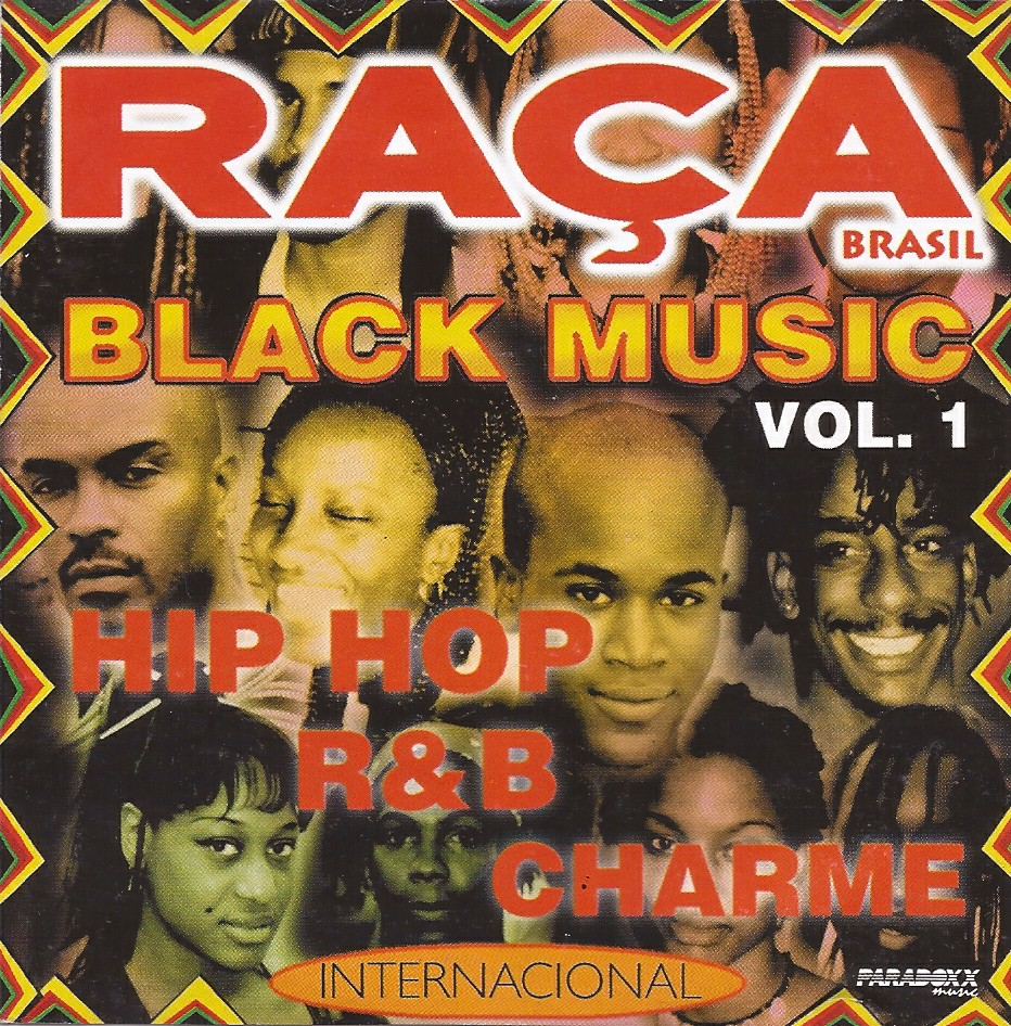 RAÇA BLACK MUSIC VOL . 1