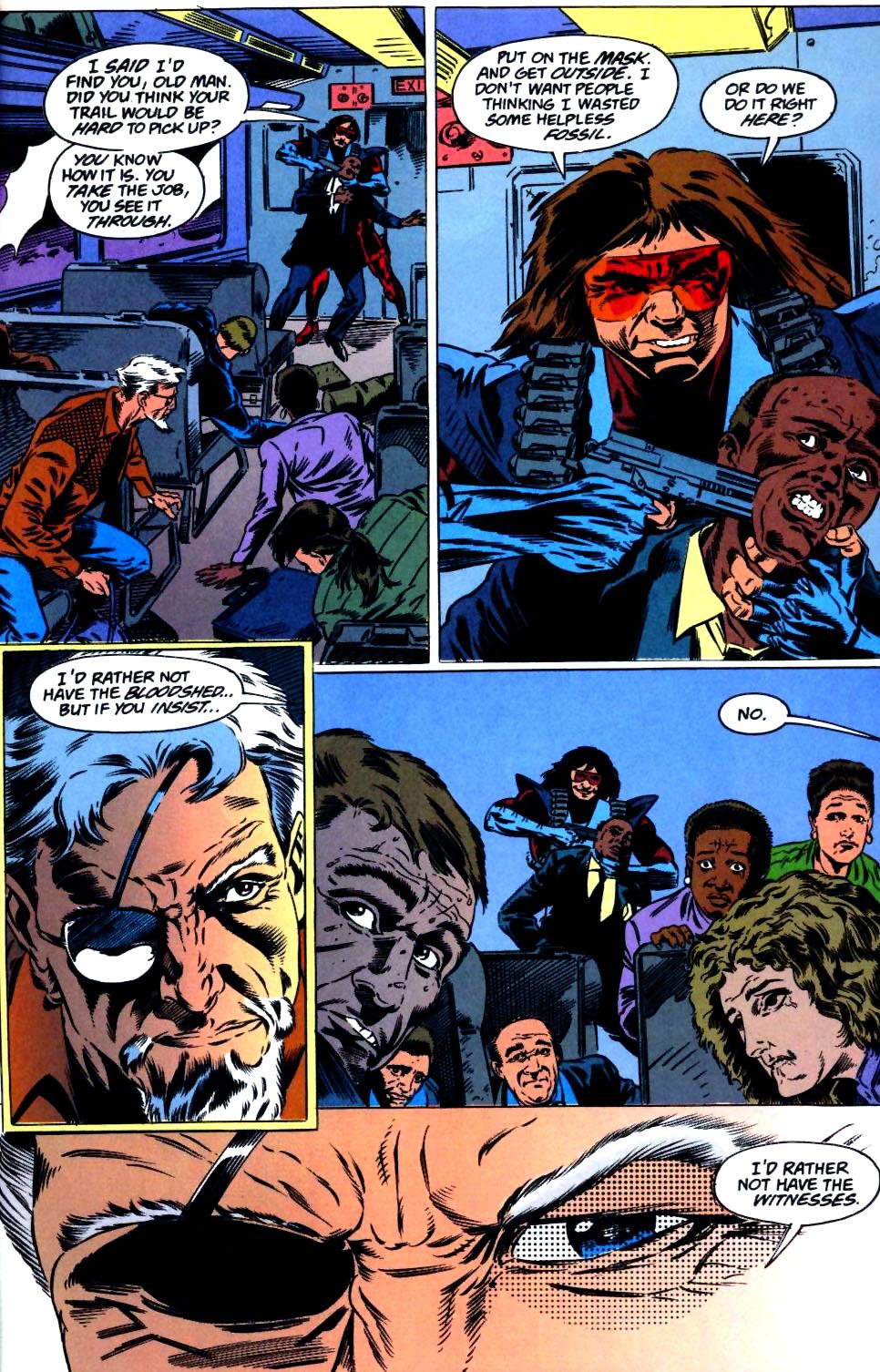 Deathstroke (1991) Issue #23 #28 - English 14