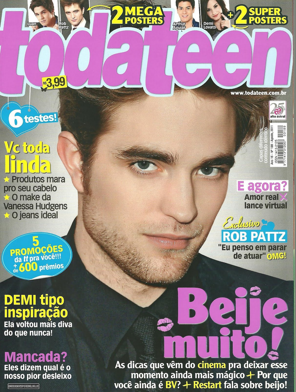 Robert Pattinson in