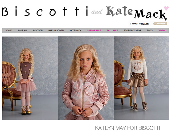 Kaitlyn May - Cast Images - Biscotti