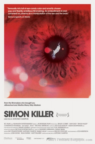 Simon Killer 2013 Bioskop