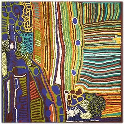 Art Aborigène : Weaver Jack