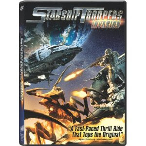 Starship Troopers Invasion Release Date DVD