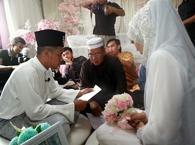 majlis pernikahan paling popular