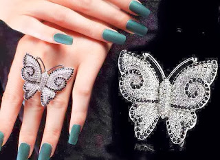 Nails Art Fashion Style