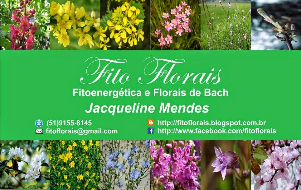 Fitoenergética e Florais de Bach