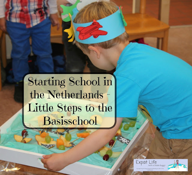 Starting School in the Netherlands - Little Steps to the Basisschool