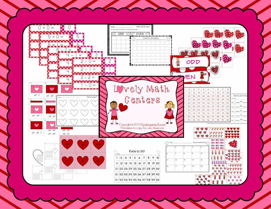 http://www.teacherspayteachers.com/Product/Lovely-Math-Centers-521233