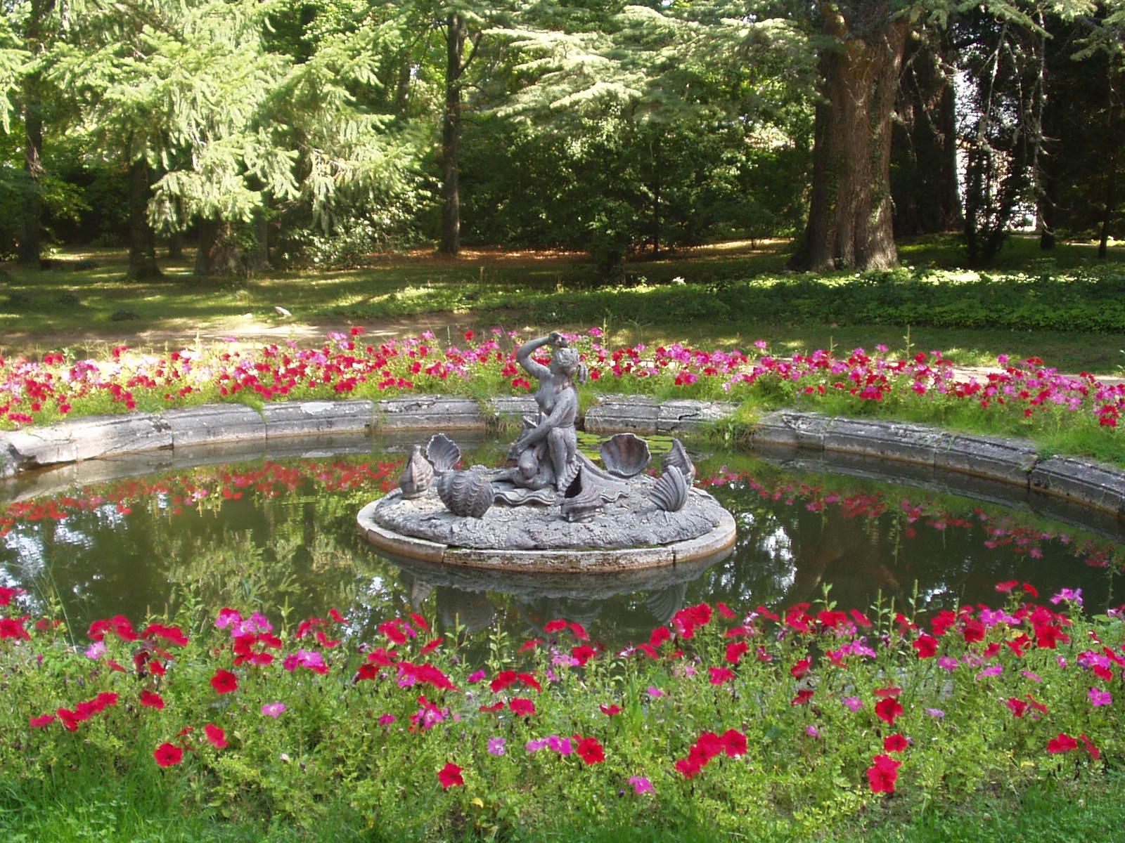 """Venus en los jardines de """"La Granja"""""""