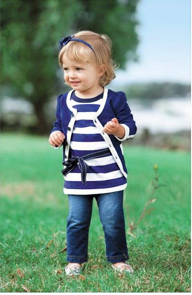 Модные девочки до двух лет