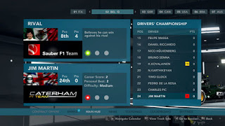 Screenshot Game Formula 1