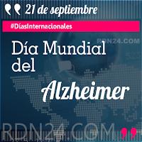 Dia Mundial del Alzheimer #DíasInternacionales
