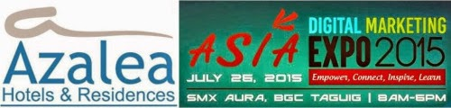 Azalea Residences Supports #AdMe: Asia Digital Marketing Expo 2015