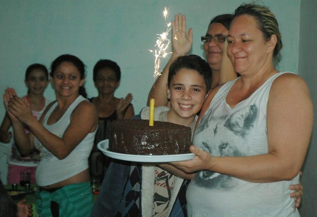 Nevinha comemora seus 41 anos em Ouro Velho