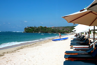 Geger Beach, Bali Indonesia