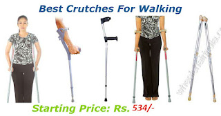 Walking Crutches