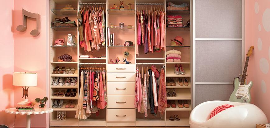 Closet para jovenes imagui for Closet para ninos