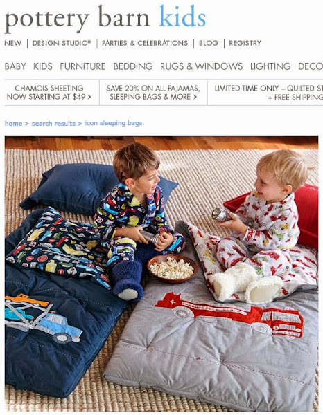 Simon & Brady - Cast Images - Pottery Barn Kids