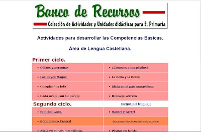 Colección de actividades para Primaria,lectoescritura,lengua,