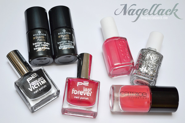 Nagellack Jahres Favoriten 2012