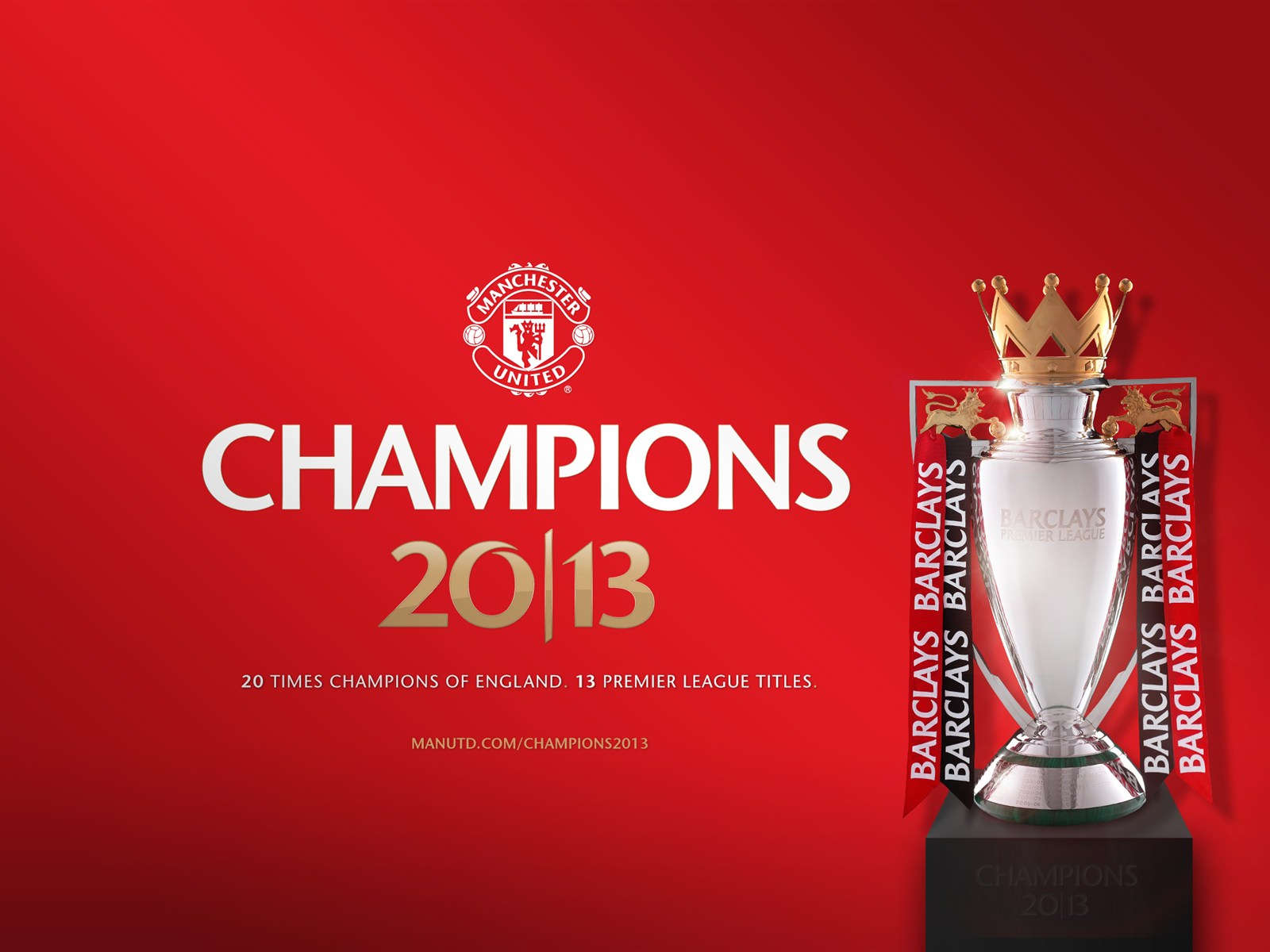 Manchester united 20 times champions of england celebration manchester united champions celebration wallpaper voltagebd Gallery