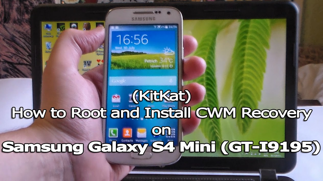 How to root samsung galaxy s4 mini gt i9192 - Since There Have Been Many Questions Asked Recently On The Youtube Channel The Facebook And Google Pages About Rooting The Galaxy S4 Mini Running The New