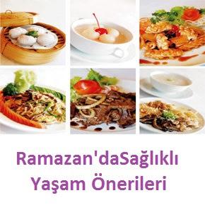 Ramazanda Sağlıklı Yaşam