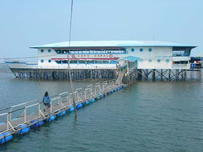 Wisata Kuliner di Pinggir Laut | Bontang Kuala