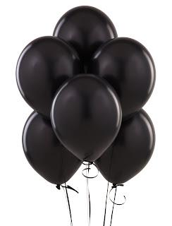 البالون الأسود