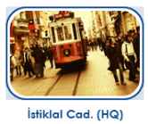 İSTİKLAL CADDESİ HQ