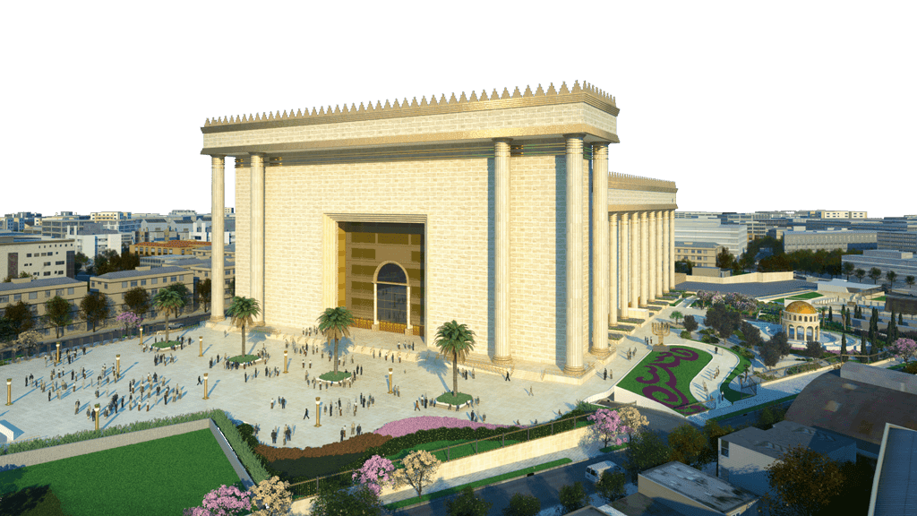 Templo de Salomão e Pastor Online