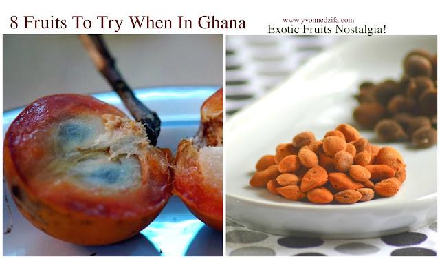 Ghanaian fruits Yvonne dzifa