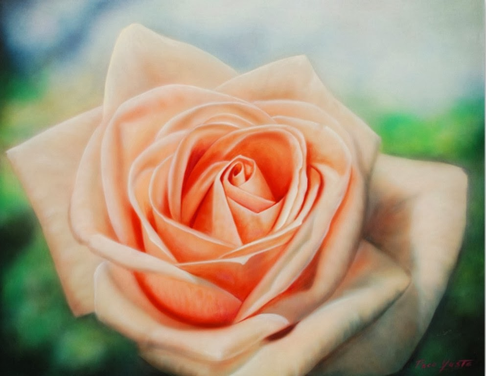 Cuadros modernos cuadros de flores pinturas comerciales - Cuadros modernos valencia ...