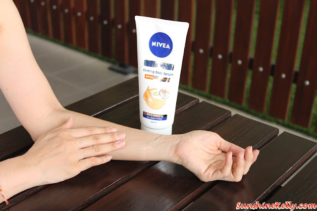 When Body Care Meets Fashion, Body Care, Fashion, Nivea, Zalora, Nivea Malaysia, NIVEA Instant White Firming Body Serum, NIVEA Anti-Age Firming Body Serum, NIVEA Night White Firming Body Serum, NIVEA Extra White Firming Body Lotion, NIVEA Instant White Firming Body Lotion, Nivea body care