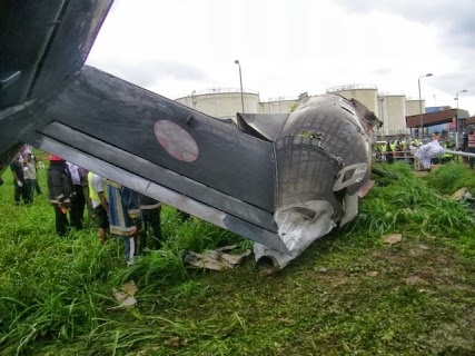 list of surviving and dead passengers in the lagos plane