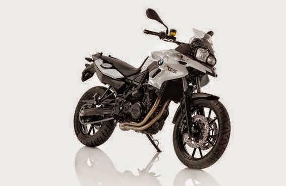 BMW F 700 GS Alpine White 3