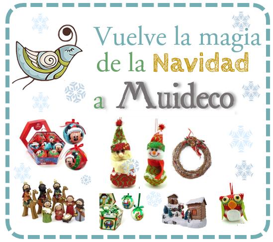 Muideco tu blog de ideas y consejos de decoracion - Adornos de navidad online ...