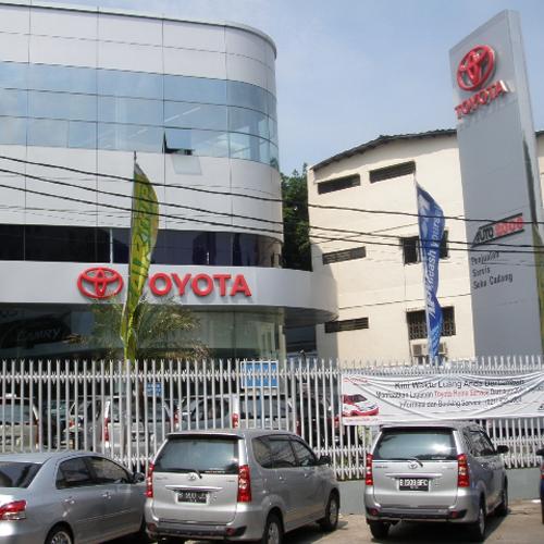Toyota Auto 2000 Pangeran Jayakarta, Jakarta Pusat
