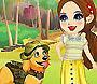 Dora y su perro
