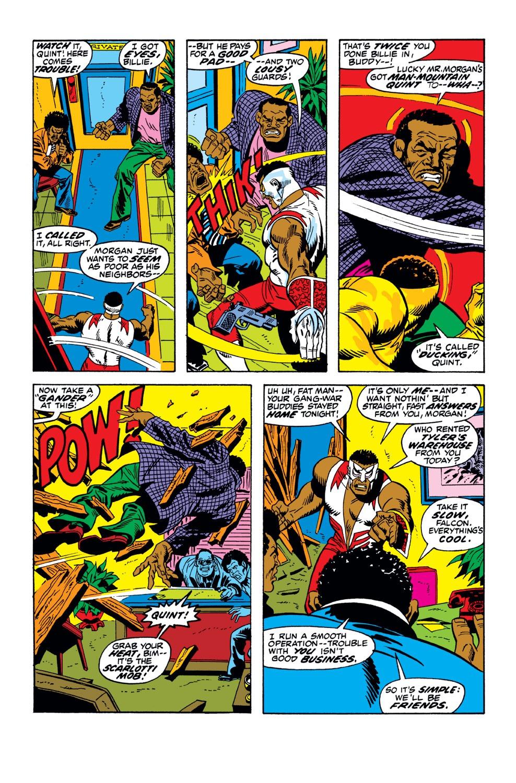 Captain America (1968) Issue #154 #68 - English 17