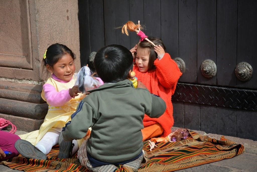 Kids of Peru
