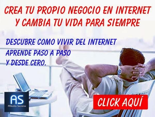 ¡Ganar dinero en Internet es fácil!